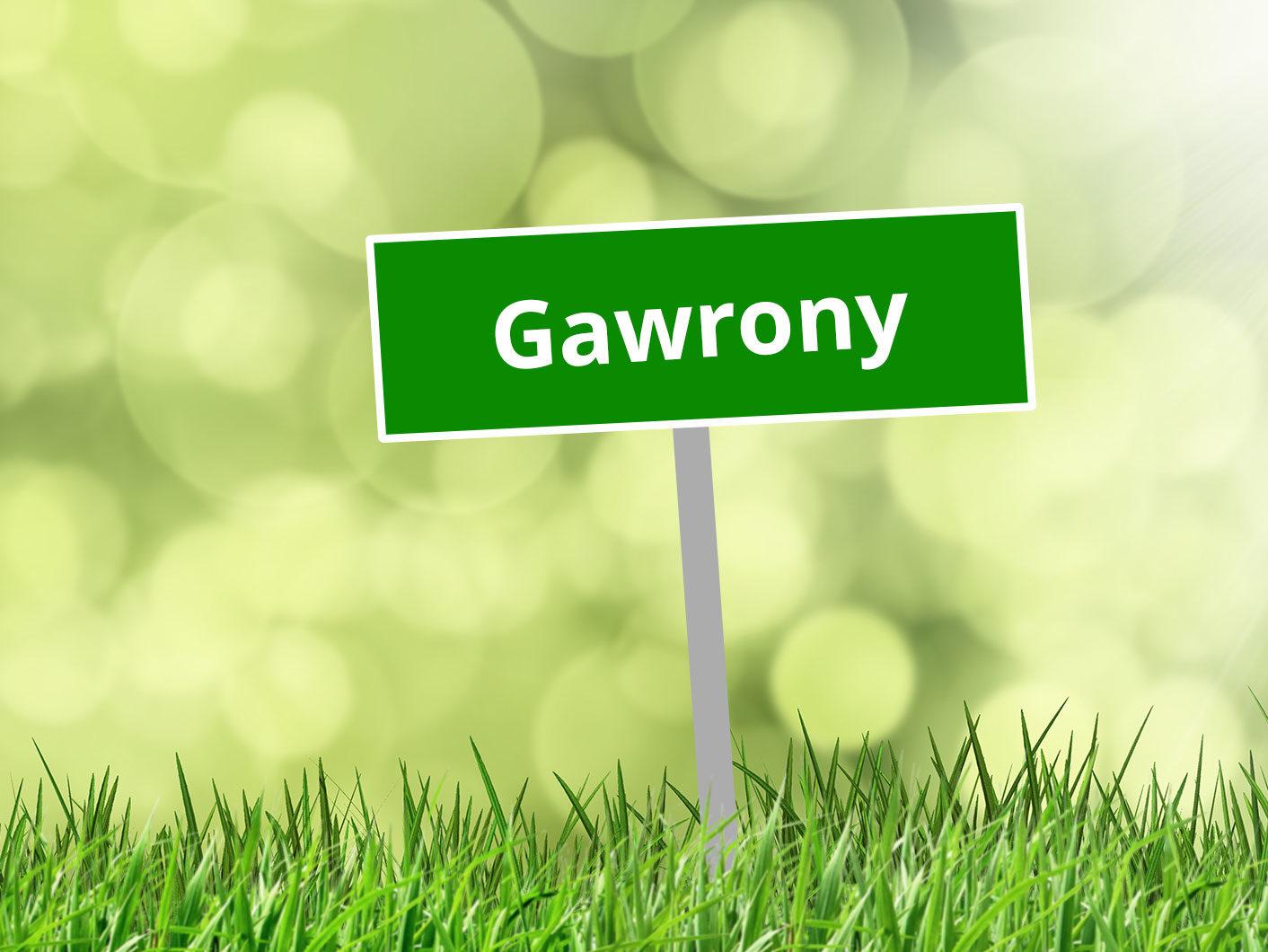 Sołectwo Gawrony