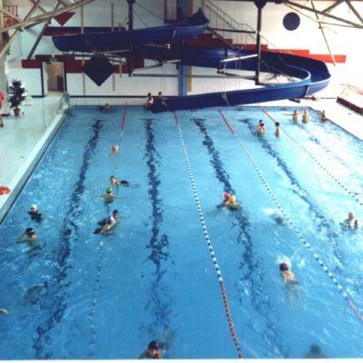 Kompleks Sportowy w Rudnej basen