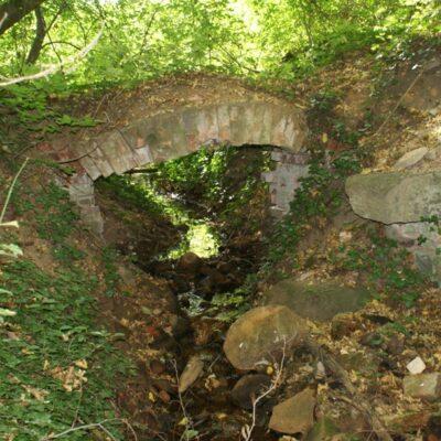 Ruiny w Starej Rudnej