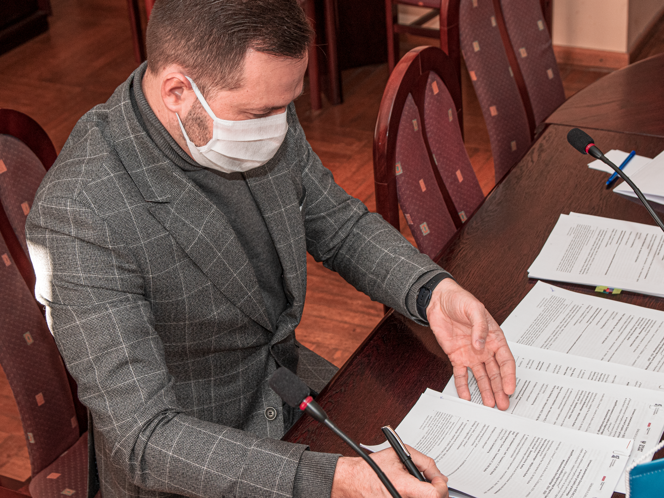 Gmina Rudna rozpoczęła podpisywanie umów dotyczących wymiany pieców