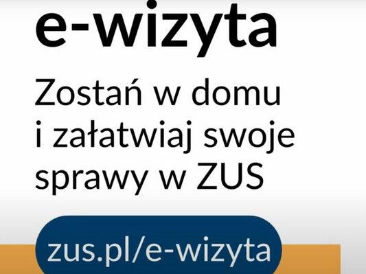 E-wizyta w ZUS