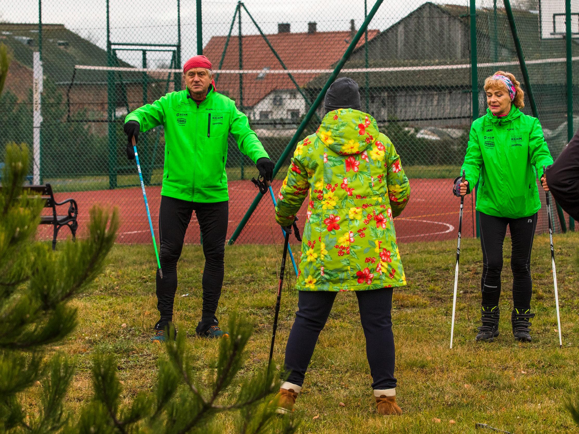 """""""Aktywne spędzanie wolnego czasu – Nordic Walking"""""""