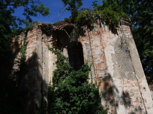 Remont kościoła w Starej Rudnej